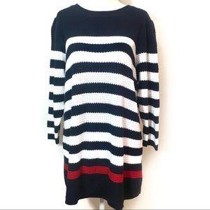 Croft & Barrow Striped Sweater